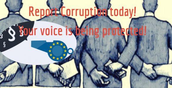 The dawn of the whistleblower's era*?